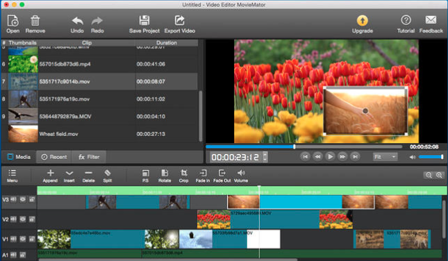 Free movie editing software