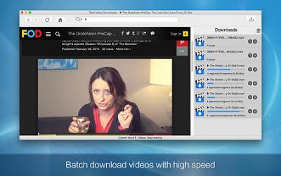 4X faster Download Videos