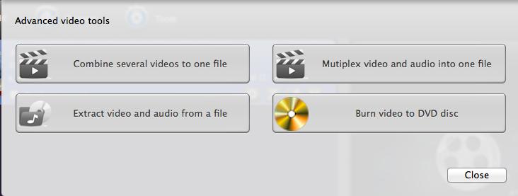 Total Video Converter for Mac User Guide