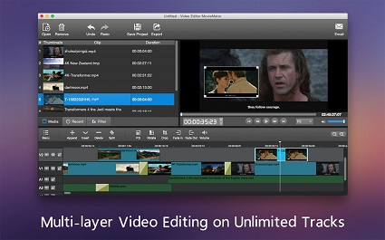 how to edit videos to make a movie