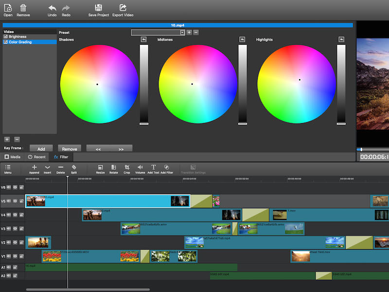 Powerful Video Editing Software