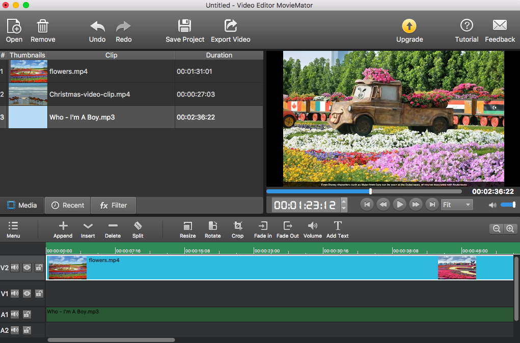 How to Combine MP4 Videos on Mac for Free