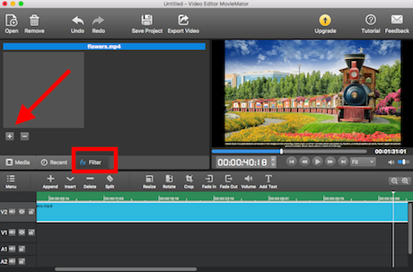 watermark video Mac